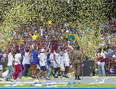 Campeonato Brasileiro 2003 (tríplice coroa)